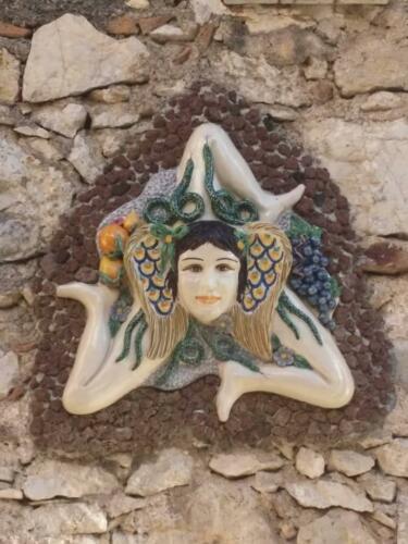 Trinacria, Sicily's symbol