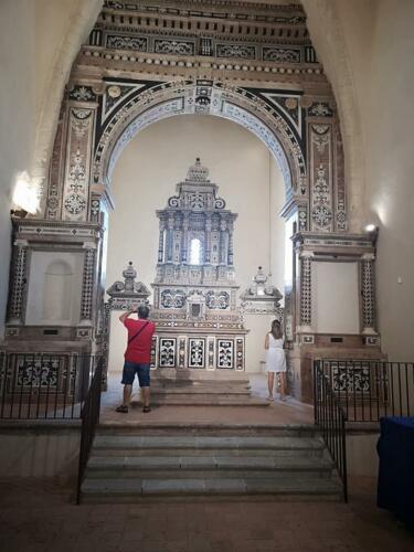 Marble Altar, Gerace(RC)