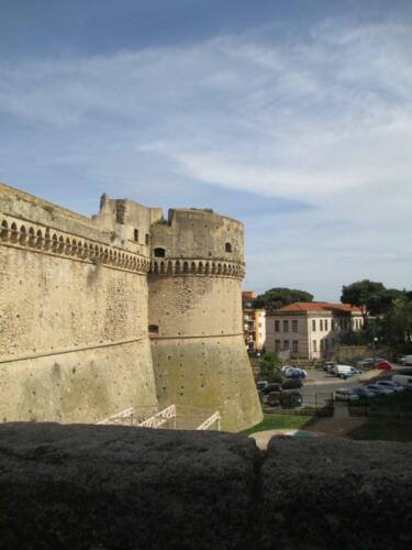 Aragonese Castle, Crotone(KR)