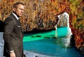 James Bond at the Arcomagno, San Nicola Arcella(CS)