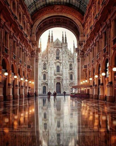 Duomo. Milan